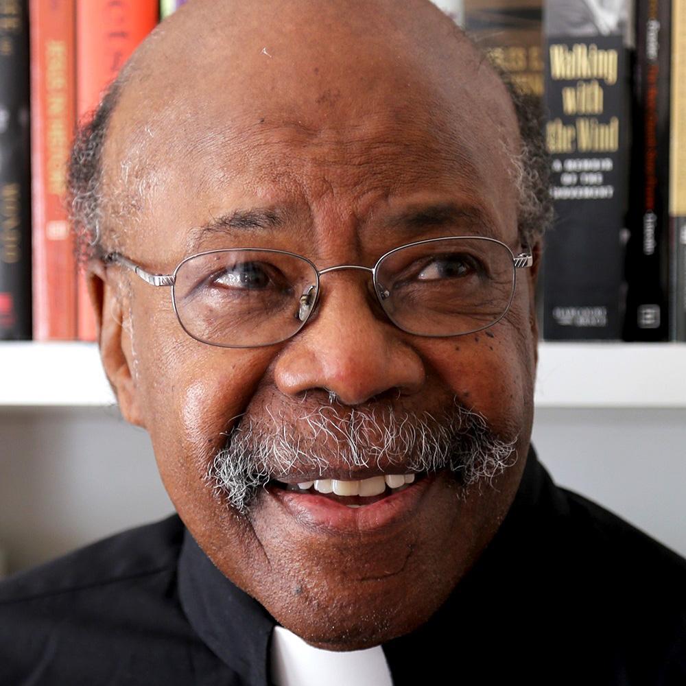 Headshot for Rev. Dr. Elbert Ransom, Jr.